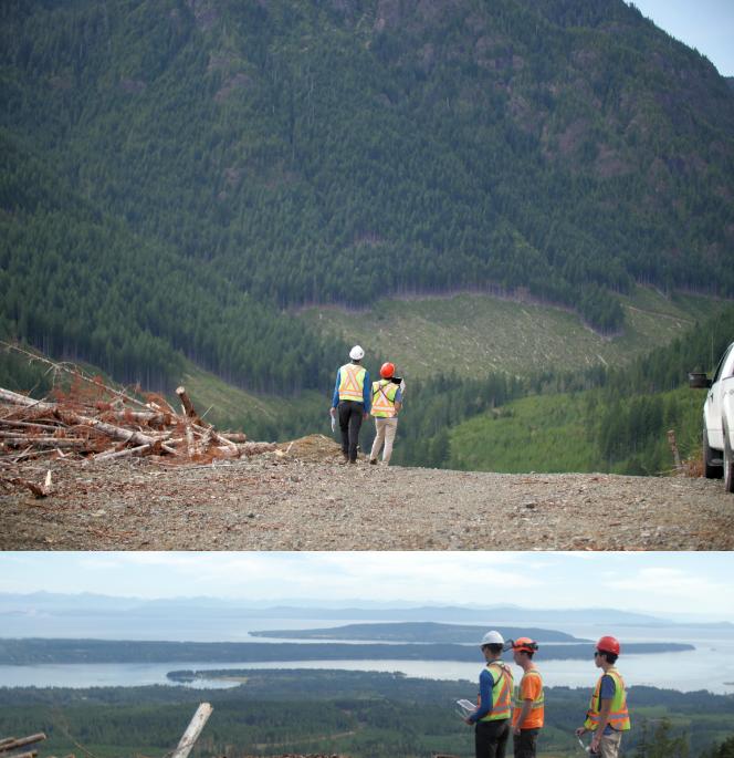 Tacoma, Washington Survey & GIS Mapping